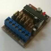 فلاشر ۲ و ۳ و ۴ کانال ۱۲-۳۲ ولت با ترانزیستور TIP41 __2